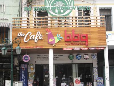 Bảng hiệu quán Cafe đẹp  phá cách