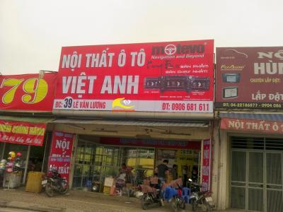 bảng hiệu Việt Anh tuyệt đẹp