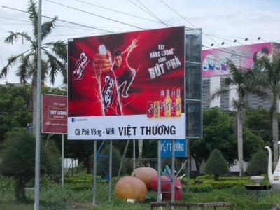 Bảng hiệu Việt Thương  phá cách