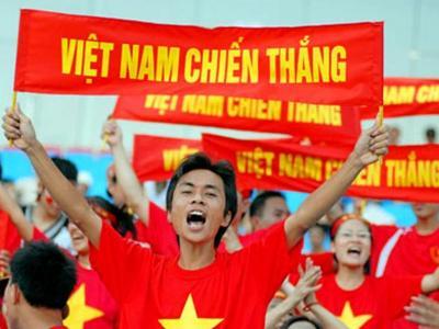 Băng rôn cổ vũ đội tuyển Việt Nam giá tốt