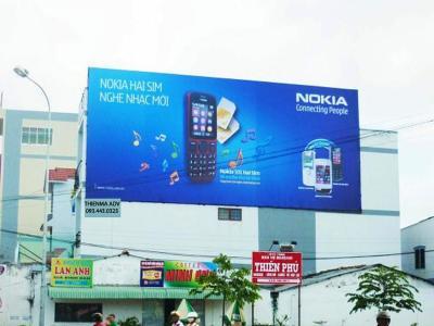 biển quảng cáo Nokia giá tốt